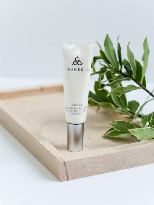 Cosmedix Skincare Define Age-Defying Retinol Cream with Hydroxy Acids