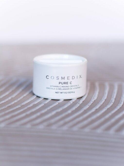 Cosmedix Pure C Vitamin C brightening Mixing Crystals