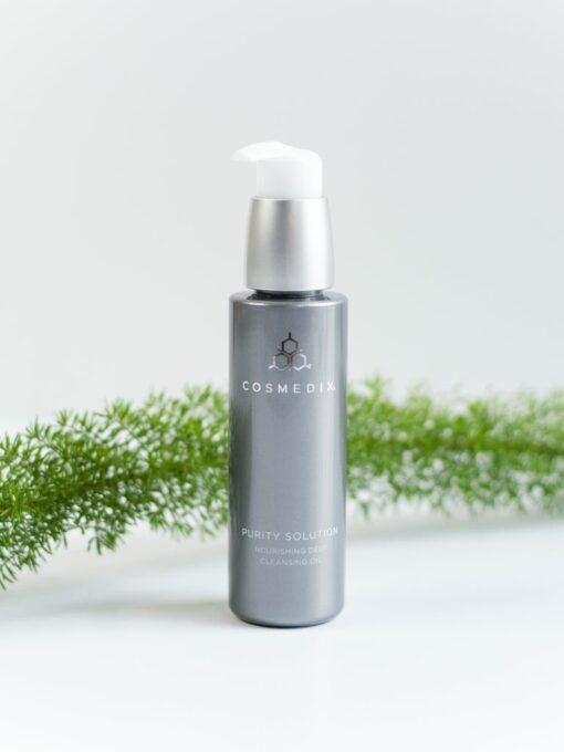 Cosmedix Skincare Purity Solution Deep Cleansing Facial Oil