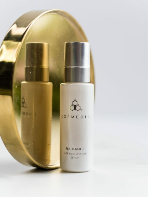 Cosmedix Skincare Radiance Age Restorative Serum