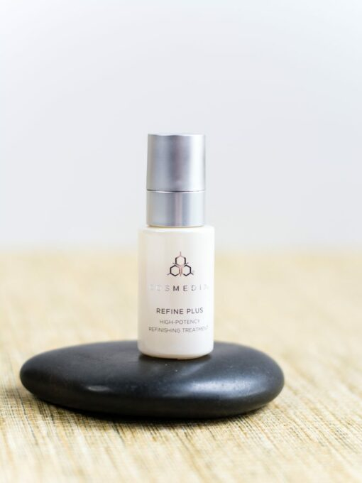 Cosmedix Skincare Refine Plus High-Potency facial refinishing treatment
