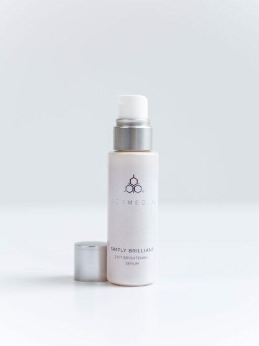Cosmedix Skincare Simply Brilliant Brightening Serum