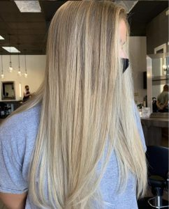 Blondies - Take care of your hair!