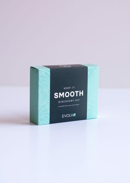 Smooth Discovery Kit from Evolvh haircare