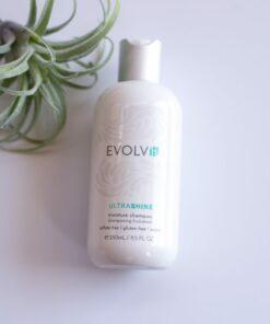UltraShine Moisture Shampoo is a luxurious color safe shampoo for all hair types