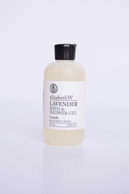 Lavender Bath & Shower Gel - Elizabeth W